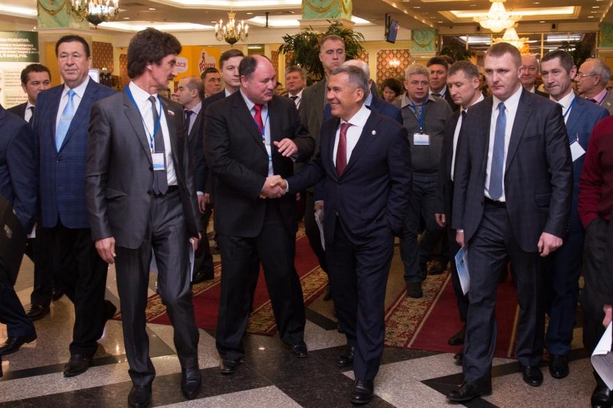 АЛМАЗ-ХОЛДИНГ стал участником X бизнес-форума «Деловые партнёры Татарстана»