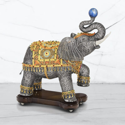 Интерьерное украшение «Слон»