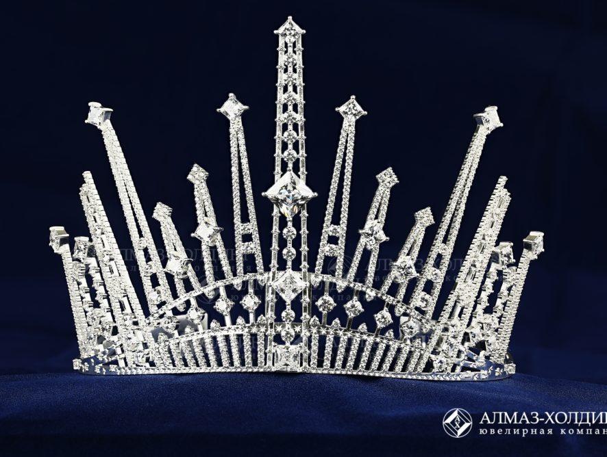 Драгоценный трофей – новая корона конкурса «Мисс Туризм России» от «Алмаз-Холдинг»