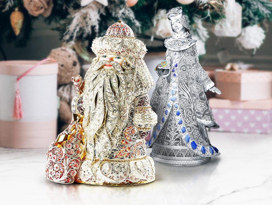 Можно ли найти все новогодние подарки в Алмаз-Холдинг?